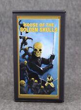 Mezco One:12 House of The Golden Skulls: Gold Skull Nina Figure