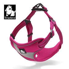 "Truelove ""Beast Mode"" Dog Harness Ultra Reflective + Adjustable + Padded  Vest"