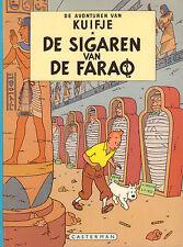 KUIFJE - DE SIGAREN VAN DE FARAO - Herge