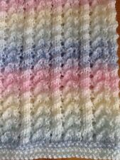Knitting Pattern - Baby Blanket