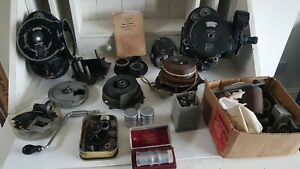 Eyemo Type 71 Bell & Howell 35mm Taylor Hobson lens x 3 camera spares B&H