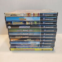 Gamecube Pick and Choose Lot Tested