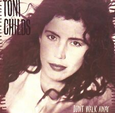 "TONI CHILDS Don't Walk Away PICTURE SLEEVE 7"" 45 rpm record NEW + juke box strip"