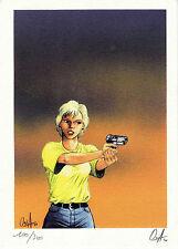 Ex Libris Horizon Blanc - A. Osi - 2001