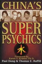 Paul Dong; Thomas E. Raffill  China's Super Psychics  US SC 1st/1st NF