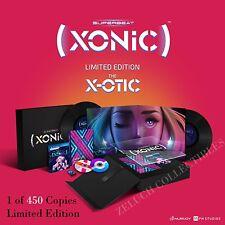 Superbeat XONIC The X-OTIC Limited Collectors Ed. PS Vita Game, Vinyl, 450 Made