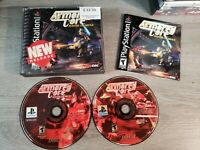 Armored Core: Master of Arena Complete (Sony PlayStation 1, PS1) CIB FREE SHIPP