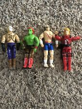 1993 Vintage Gi Joe Lot ................STREET FIGHTER