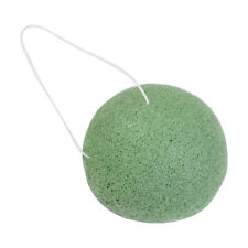Natural Konjac Konnyaku Fiber Face Wash Cleanse Sponge Puff Exfoliator Women