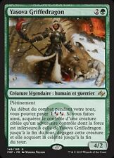MTG Magic FRF - Yasova Dragonclaw/Yasova Griffedragon, French/VF