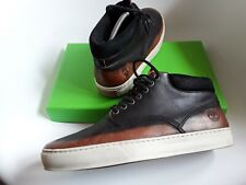 timberland mens boots size 10 Black brown authentic 100% limited edition