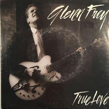 GLENN FREY - True Love / Working Man  45rpm Vinyl Single Record (Excellent)