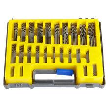 Spiralbohrer 150tlg HSS Stahlbohrer Bohrer-Set 0,4-3,2 mm Micro Bohrer Twist Kit