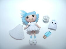 Lalaloopsy Mini Doll IVORY ICE CRYSTALS - Complete - Retired - Hard to Find