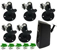 5 Halterung speaker Wandhalterung Deckenhalterung für Logitech Z607