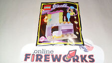 RARE Lego Friends Promo Set #8 561502 Vanity Dressing New Sealed FOIL poly bag