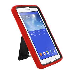 "Hybrid Armor Case Skin Cover For Samsung Galaxy Tab 3 Lite 7.0 / TAB E 7"" T110"