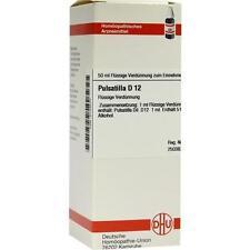 Pulsatilla D 12 diluizioni 50ml PZN 2104577