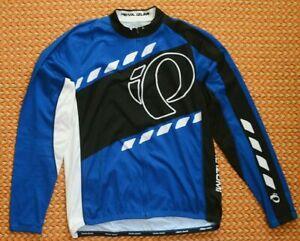 Long Sleeve Pearl Izumi Elite warm cycling shirt, Size Adult XXL