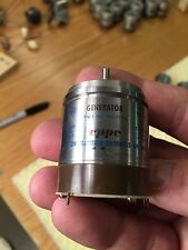 400 CYCLES RESOLVER GENERATOR FOR ELECTRICAL AVIONICS CLIFTON PRECISION