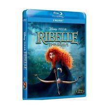 Blu Ray RIBELLE - The Brave (2 Blu-Ray+Disney Copy) ......NUOVO