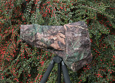Reversible de doble capa camera/lens Cubierta Para Nikon Af-s 80-400 g-ed Vr Ii