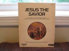 "JESUS THE SAVIOR 6 session Bible Study by Matt Chandler & Geoff Ashley ""New"""