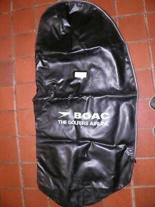 BOAC airlines golf club travel bag