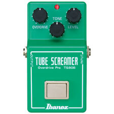 Ibanez TS-808 Tube Screamer Overdrive Pro Effects Pedal