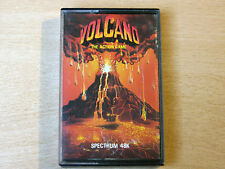 Sinclair ZX Spectrum-volcán por computadora Magic