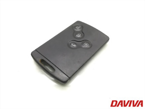 2010 Renault Scenic 1.9 dCi Diesel Ignition Key Card Remote Control