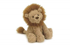 Jellycat Fuddlewuddle Lion Soft Toy Mediumfw6ln With Tags
