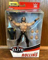 Seth Rollins WWE Mattel Elite Top Picks 2019 Series Action Figure New Wrestler