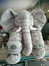 Grande peluche éléphant gris Kapplar Ikea 60 cm excellente état