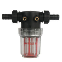"""WASHER LOW PRESSURE IN LINE WATER FILTER 3/4""""BSP SCREW ON BOWL 20mm"""
