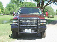 New Ranch Hand Front Bumper 05 06 07 Ford Super Duty F250 F350 2005 2006 2007