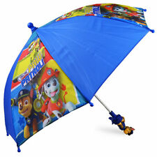 Disney Paw Patrol Kids Umbrella with 3D Molded Handle