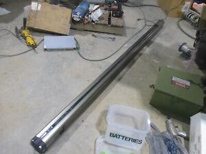 "Numatics rodless air pneumatic cylinder 50mm bore x 72"" stroke S1040500072AZ0"