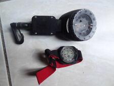 Compas SUUNTO SK8 + montre boussole