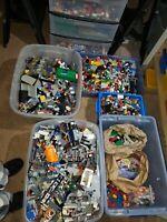 Bulk Lot Of Legos Mixed Over 300lbs Random 50 Parts Plates Tiles Bricks Ect.