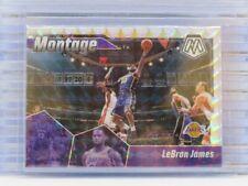 New Listing2019-20 Mosaic LeBron James Mosaic Prizm Montage Lakers G39