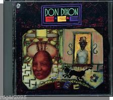 Don Dixon - EEE (1989) - New Enigma Rock CD!