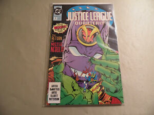 Justice League Quarterly #2 (DC 1991) Free Domestic Shipping