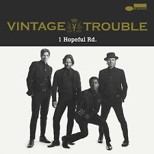 VINTAGE TROUBLE - 1 HOPEFUL RD.  CD NEU