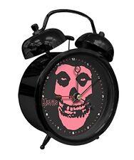 MISFITS - Pink Skull Logo - Wecker / Alarm Clock