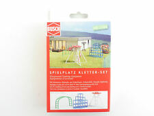 Busch 1164 Kinder-Spielplatz Kletter-Set Modellbahn H0 NEU OVP ST 1605-09-72