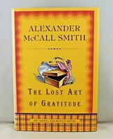 The Lost Art of Gratitude by Alexander McCall Smith HBDJ 6th Isabel Dalhousie