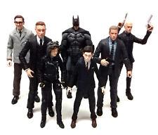 "DC Comics Gotham Lote 6"" Figura de juguete, Zsasz, Bruce, Selina, Alfred, Gordon, Batman"