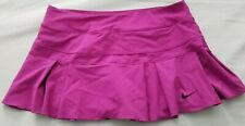 Nike Women's Dri Fit Skort Size L Purple Excellent Condition