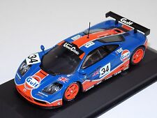 1/43 Minichamps McLaren F1 GTR 1996 24 H of LeMans Gulf Racing